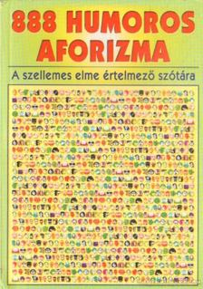 Vas Zoltán - 888 humoros aforizma [antikvár]
