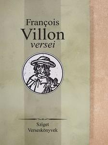 Francois Villon - Francois Villon válogatott versei [antikvár]
