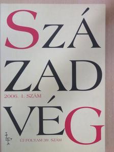 Csizmadia Sándor - Századvég 2006/1. [antikvár]