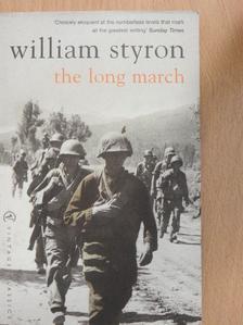 William Styron - The Long March [antikvár]