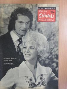 Bán Róbert - Film-Színház-Muzsika 1972. április 1. [antikvár]
