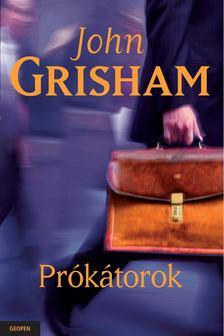 John Grisham - Prókátorok [antikvár]