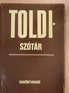 Pásztor Emil - Toldi-szótár [antikvár]