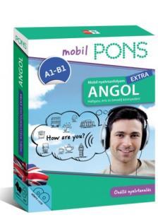 Klett - PONS Mobil nyelvtanfolyam Angol EXTRA