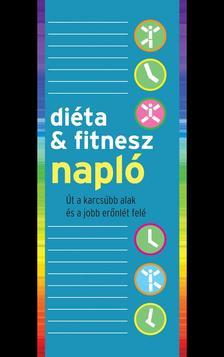 Diéta és fitnesz napló