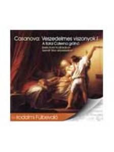CASANOVA - VESZEDELMES VISZONYOK I. - IRODALMI FÜLBEVALÓ