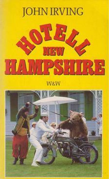 John Irving - Hotell New Hampshire [antikvár]