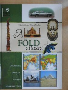 Géczi Zoltán - A Föld atlasza [antikvár]