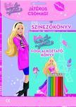 76436 - Barbie Tündérmese a divatról  -Játékos csomag