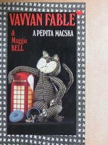 Maggie Bell - A pepita macska [antikvár]