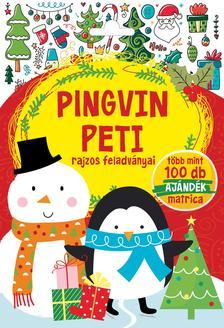 Szalay Könyvkiadó - Pingvin Peti rajzos feladványai