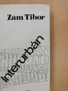 Zám Tibor - Interurbán [antikvár]