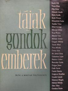 Bánkuti Gábor - Tájak-gondok-emberek [antikvár]