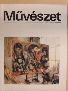 Aradi Nóra - Művészet 1986. március [antikvár]