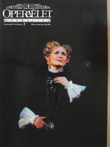 Gábor István - Operaélet 1994. március-április [antikvár]