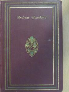 Andreas Haukland - A végzet fonala [antikvár]
