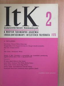 Bata Imre - Irodalomtörténeti Közlemények 1976/2. [antikvár]