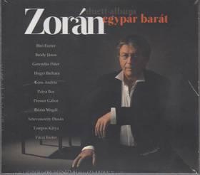 EGYPÁR BARÁT CD ZORÁN - DUETT ALBUM -