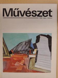 Bibó István - Művészet 1985. május [antikvár]