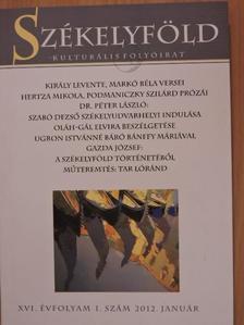 Bogdán László - Székelyföld 2012. január [antikvár]