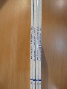 Antalovits Miklós - Alkalmazott Pszichológia 2001/1-4. [antikvár]