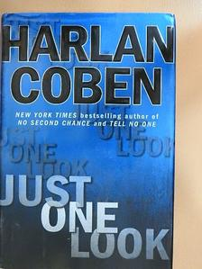 Harlan Coben - Just One Look [antikvár]