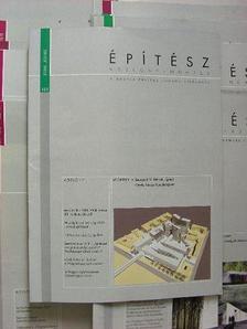 Építész Közlöny - Műhely 2007. február-2008. július (17 szám) [antikvár]