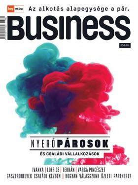 kiadó Zrt. HVG - HVG Extra BUSINESS - Nyerő párosok és családi vállalkozások [eKönyv: pdf]