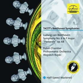 BEETHOVEN - TACET'S BEETHOVEN SYMPHONIES NO.6 LP WOJCIECH RAJSKI
