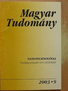 B. Nagy János - Magyar Tudomány 2003. szeptember [antikvár]