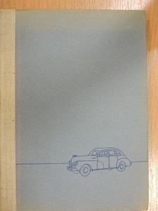 Asztalos Sándor - Gépkocsizók könyve [antikvár]
