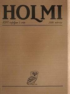 Határ Győző - Holmi 2006. március [antikvár]