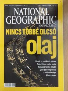 Csaba György Gábor - National Geographic Magyarország 2004. június [antikvár]