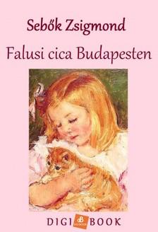 Sebők Zsigmond - Falusi cica Budapesten [eKönyv: epub, mobi]