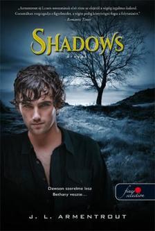 Jennifer Armentrout - Shadows - Árnyak (Luxen 0.5) - Kemény borítós
