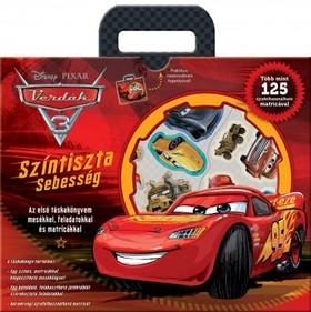 .- - Disney - Verdák 3. - Színtiszta sebesség (táskakönyv)