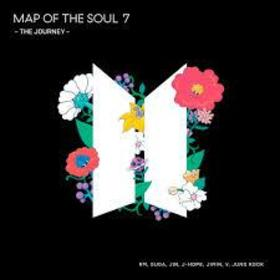 BTS - MAP OF THE SOUL:7~THE JOURNEY - 2 CD