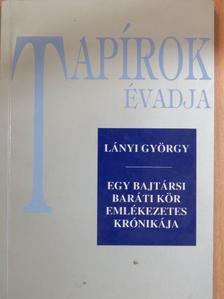 Dr. Lányi György - Tapírok évadja [antikvár]