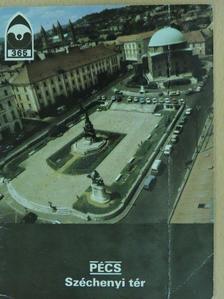 Levárdy Ferenc - Pécs - Széchenyi tér [antikvár]
