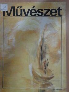 Attalai Gábor - Művészet 1980. február [antikvár]