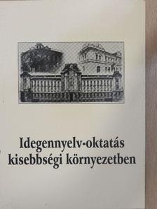Ábrahám Károlyné - Idegennyelv-oktatás kisebbségi környezetben [antikvár]