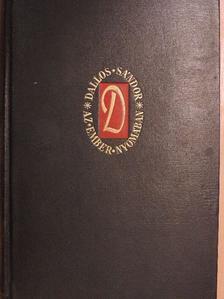 Dallos Sándor - Az ember nyomában [antikvár]