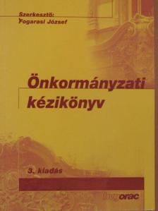 Balázs István - Önkormányzati kézikönyv [antikvár]