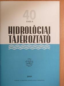 Bukovszky György - Hidrológiai Tájékoztató 2001. [antikvár]