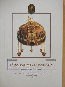 Bányai Kornél - Társadalom és honvédelem 2000/1. [antikvár]