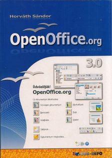Horváth Sándor - OpenOffice.org 3.0 [antikvár]