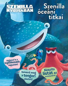 Disney - Szenilla nyomában - Szenilla óceáni titkai