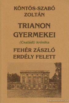 Köntös-Szabó Zoltán - Fehér zászló Erdély felett [antikvár]