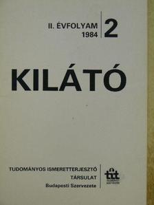 Csákvári József - Kilátó 1984/2. [antikvár]