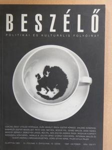Bán Zoltán András - Beszélő 1997. október [antikvár]